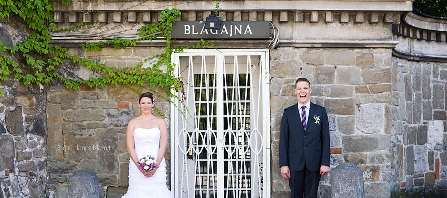 Profesionalna poročna fotografija